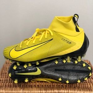 Nike Vapor Untouchable 3 Football Cleats Yellow